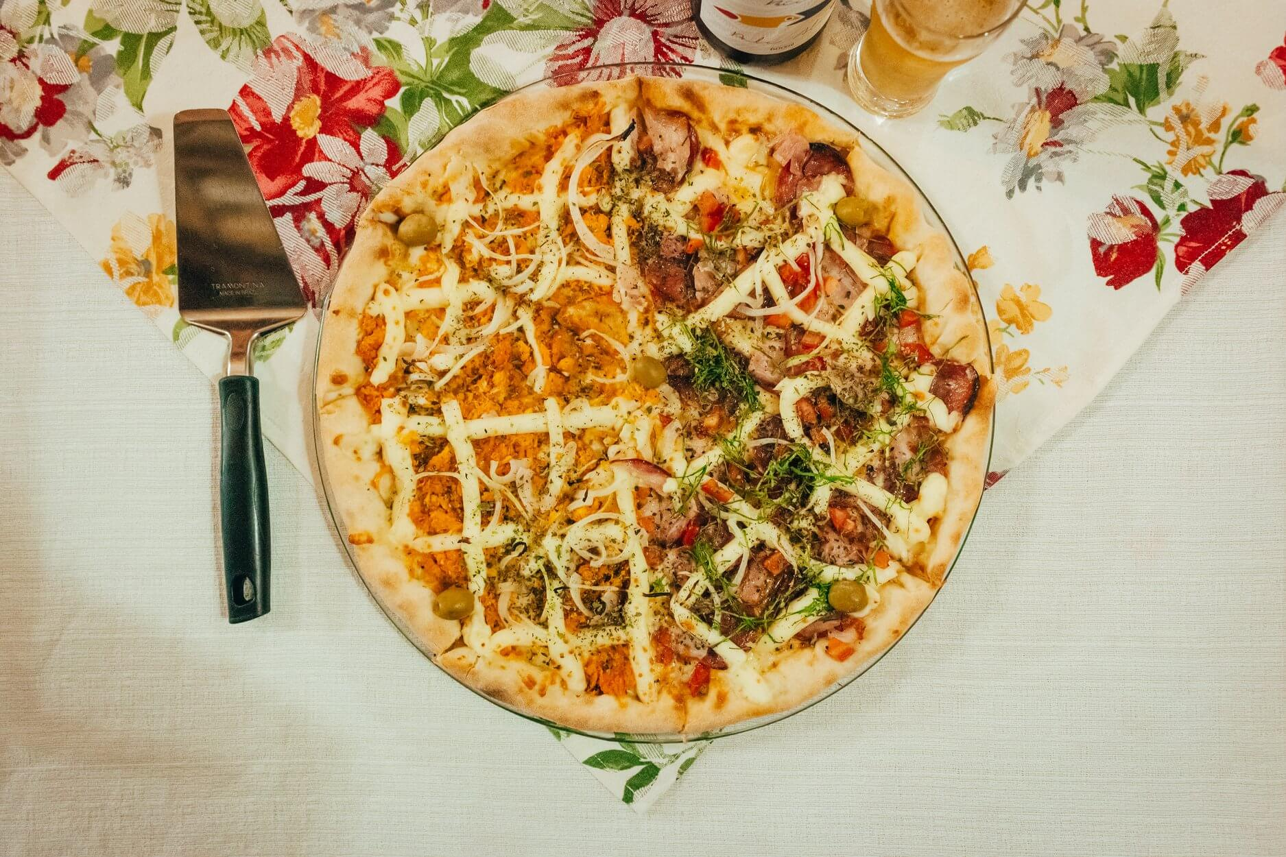 Pizzarias Juiz de Fora - Tuc's Pizza