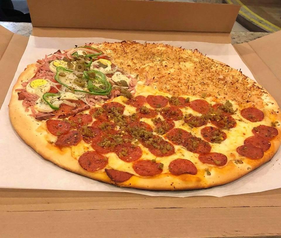 Pizzarias de Juiz de Fora - Vagão de Pizza