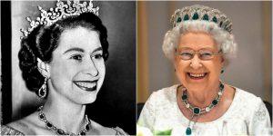 Rainhas da Inglaterra - Elizabeth II está com a coroa há 67 anos