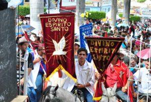 Festas Tradicionais do Brasil - A Festa do Divino é uma dessas festas.