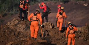 Brumadinho: Rompimento de barragem deixa mais de 65 mortos