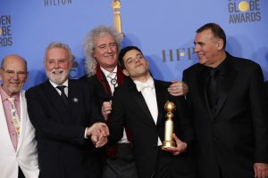 Globo de Ouro 2019 - 'Bohemian Rhapsody' ganhou na categoria Melhor Filme - Drama e Melhor Ator - Drama