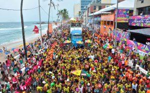 Festas Tradicionais do Brasil - O Carnaval é uma das festas mais conhecidas.