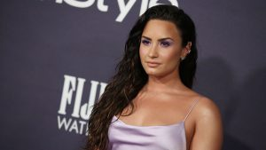 Artistas que deram pausa na carreira - Demi Lovato