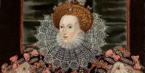 Rainhas da Inglaterra - Rainha Elizabeth I subiu ao torno com 25 anos