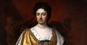 Rainhas da Inglaterra -  Rainha Anne uniu Inglaterra e Escócia