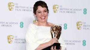 BAFTA 2019 - Olivia Colman ganhou prêmio de melhor atriz