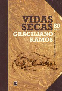 Livros brasileiros - Vidas Secas deGraciliano Ramos
