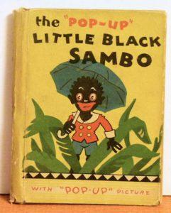 """Blackface - Livro """"A História do Pequeno Negro Sambo"""" fez parte desse momento"""