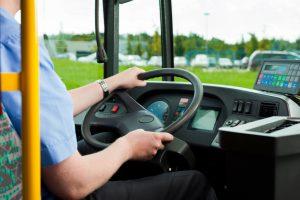 Andar de ônibus também tem suas vantagens - A segurança é uma das vantagens do transporte público