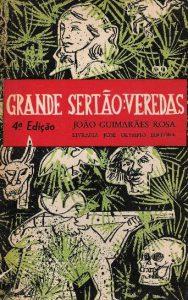 Livros brasileiros - Grande Sertão: Veredas deGuimarães Rosa