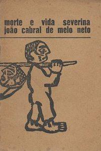 Livros brasileiros - Morte e Vida Severina deJoão Cabra de Melo Neto