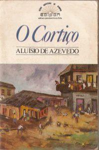 Livros Brasileiros - O Cortiço de Aluísio Azevedo