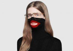 Blackface - Marca italiana Gucci teve que retirar um produto do ar por causa de blackface