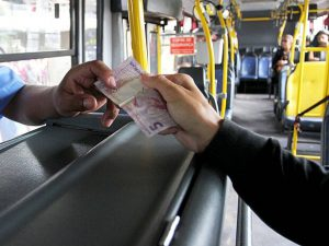Transporte coletivo - Entenda os motivos de pagarmos passagem mesmo com no transporte público