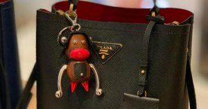 Blackface - Marca italiana Prada teve que retirar um produto do ar por causa de blackface