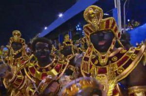 Blackface - Escola de Samba Salgueiro foi acusada de cometer blackface