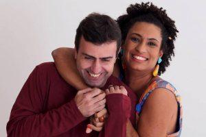 Marielle Franco - vereadora e Marcelo Freixo eram próximos e já tinham trabalhado juntos