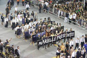 CARNAVAL - Vai-Vai homenageou vereadora Marielle Franco, assassinada no Rio de Janieiro