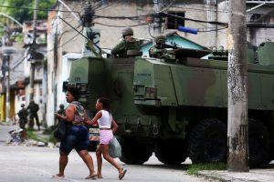 Marielle Franco - Vereadora foi assassinada enquanto o Rio de Janeiro estava em Intervenção Federal