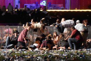 Lei Armamentista - 59 pessoas morreram em ataque a show em Las Vegas
