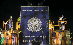 CARNAVAL - Paraíso do Tuiuti já abordaram questões políticas