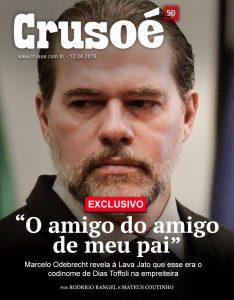Revista Crusoé, Danilo Gentilli e a liberdade de expressão